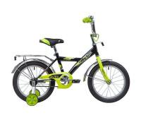 """Велосипед NOVATRACK 16"""", ASTRA чёрный"""