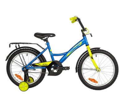 """Велосипед NOVATRACK 18"""", ASTRA синий"""