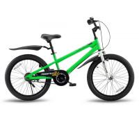 Велосипед RoyalBaby Freestyle (20) зеленый