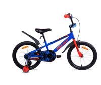 "Велосипед AIST PLUTO 20"" (2019) синий"
