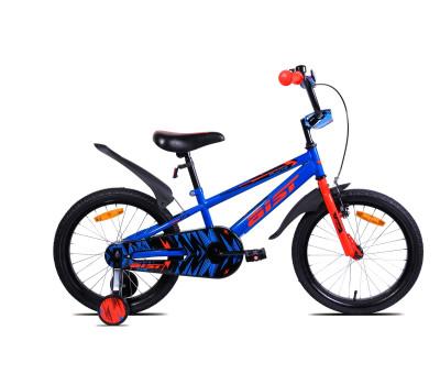 "Велосипед AIST PLUTO 16"" (2019) синий"