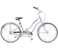 "Велосипед Stinger 26"" Cruiser L 16,5""; синий; 1 ск"