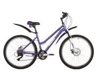 "Велосипед Foxx 26"" Bianka D 17"", белый, TZ-500/POWER/MS-12"