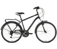 "Велосипед Stinger 26"" Traffic 20""; серый; TZ30/TY21/TS-38"