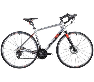 "Велосипед Stinger 28"" Stream Std размер М, серебристый, 073M /070D /070RIX"